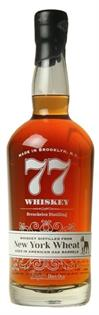 Breuckelen Distilling New York Wheat 77 Whiskey 750ml